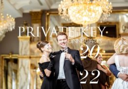 Private Key Dinner Parties 2022